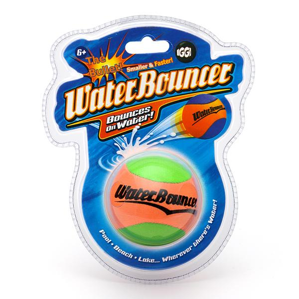 Box Water Bouncer Exemplificativa