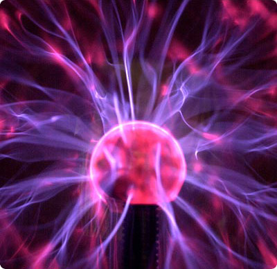 Electrificante Plasma Ball Large!